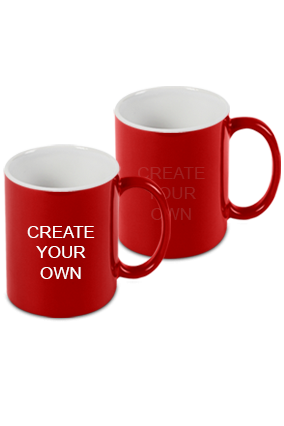 Create Your Own Red Magic Mug