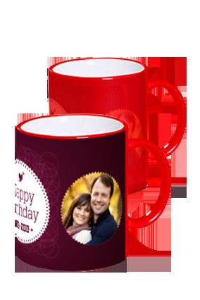Cute Red Magic Mug