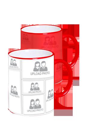 Design Red Magic Mug