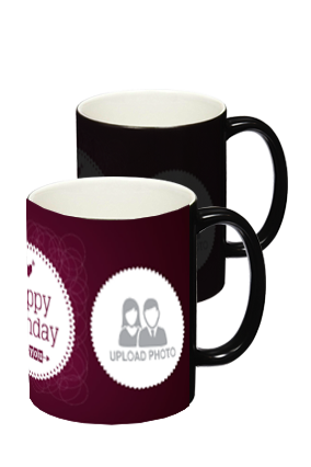 Cute Black Magic Mug
