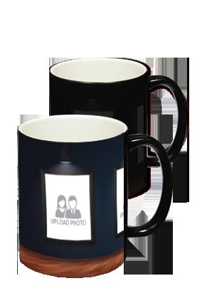 Shaded Black Magic Mug