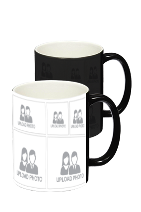 All You Need Is Love Black Magic Mug