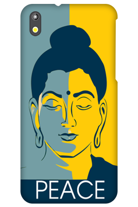 HTC Desire 816G Buddha Peace Cover