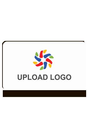 Upload Logo Landscape MDF Magnet
