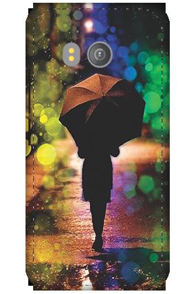 3D - HTC U11 Diverse Color Mobile Cover