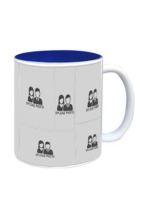 Creative Inside Blue Mug