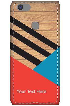 3D - Vivo V7 Plus Elegant Looking Mobile Cover