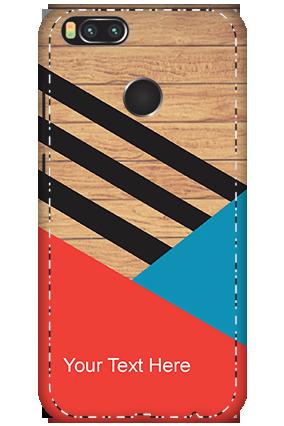 3D - Xiaomi Mi A1 Elegant Looking Mobile Cover