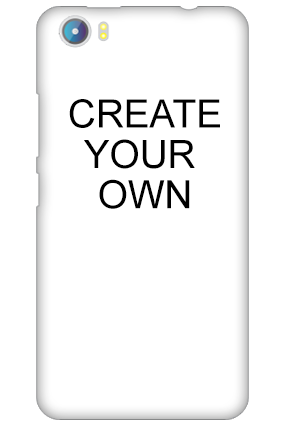 Silicon - Create Your Own Micromax Canvas Fire 4 A107 Mobile Cover