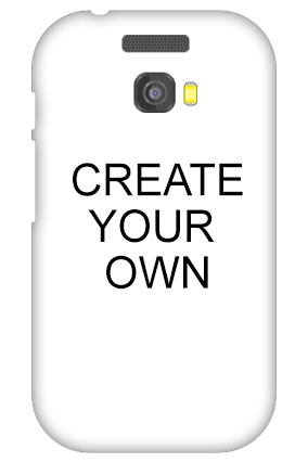 Silicon - Create Your Own Micromax Bolt A064 Mobile Cover