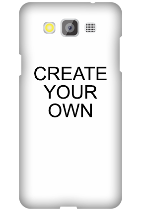 Create Your Own Samsung Galaxy Grand Max Mobile Cover