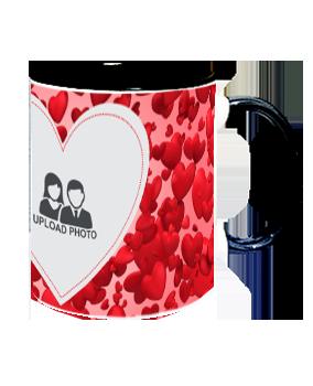 Fabulous Inside Black Mug With Black Handle