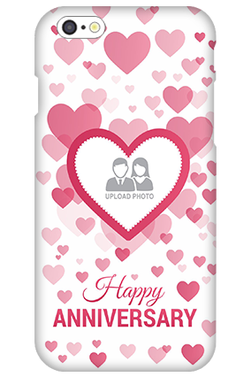 3D IPhone 6  True Love Anniversary Mobile Cover