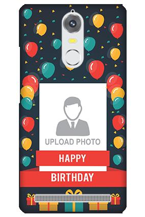 Lenovo K5 Balloons Birthday Mobile Cover