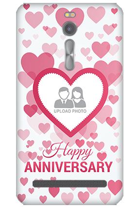 Asus ZenFone 2 True Love Anniversary Mobile Cover