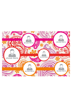 Printed Pictorial Gift Paper