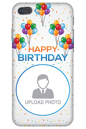 3D IPhone 7 Plus  Happy Birthday Mobile Cover