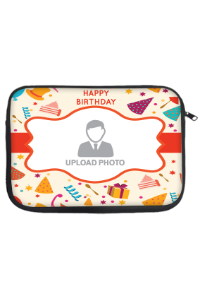 Birthday Party Laptop Sleeve