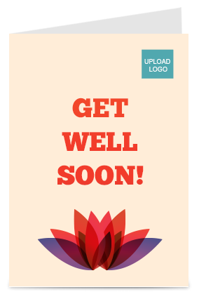 Corporate Get Well Soon Card