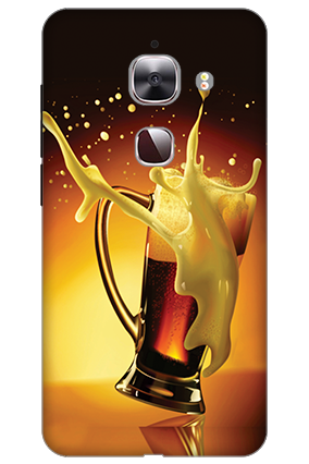 3D - Le Max 2 Cheers Mobile Cover