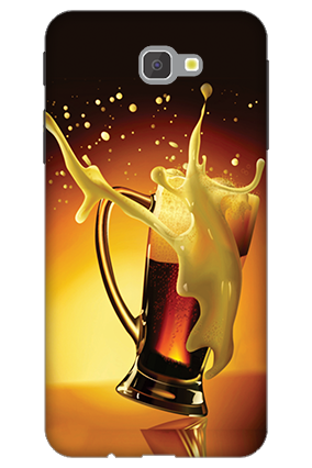 3D - Samsung Galaxy J7 Prime Cheers Mobile Cover