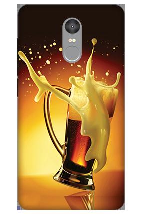 3D - Xiaomi Redmi Note 4 Cheers Mobile Cover