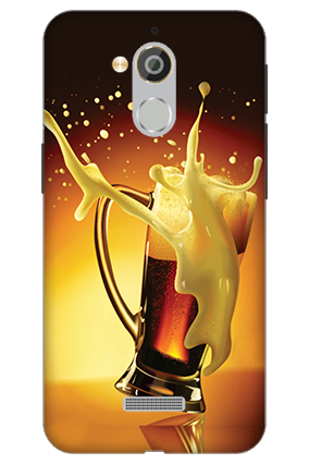 3D - Coolpad Note 5 Cheers Mobile Cover