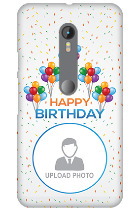 3D Motorola Moto G3 Happy Birthday Mobile Cover