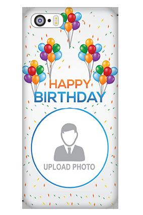 iPhone 5 Happy Birthday Mobile Cover