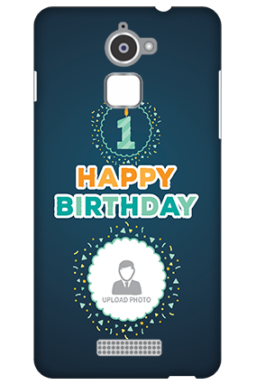 Coolpad Note 3 Lite Birthday Wishes Mobile Cover