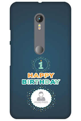 3D Motorola Moto G3 Birthday Wishes Mobile Cover