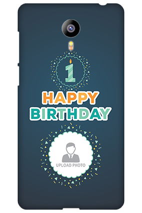 Meizu M2 Birthday Wishes Mobile Cover