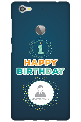 Silicon - Letv Le 1S Birthday Wishes Mobile Cover