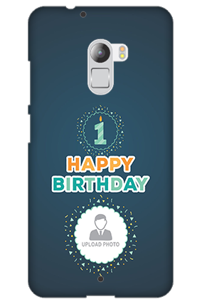 Silicon - Lenovo K4 Note Birthday Wishes Mobile Cover
