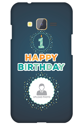 Samsung Z1 Birthday Wishes Mobile Cover
