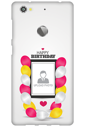 Silicon - Letv Le 1S Birthday Greetings Mobile Cover