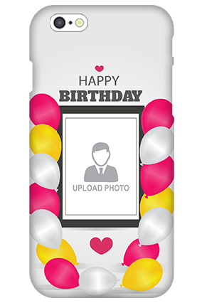 IPhone 6s Birthday Greetings Mobile Cover