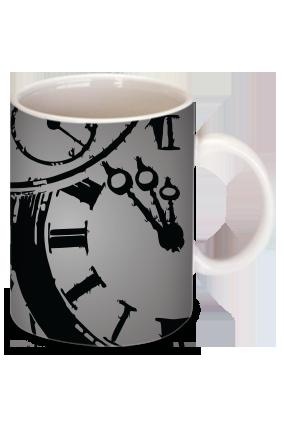 Precious Moments New Year White Coffee Mug