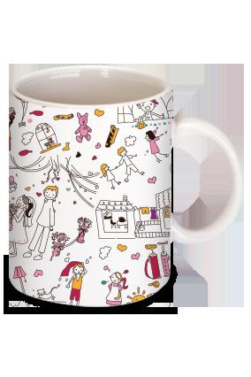 Moments Personalized  Mug