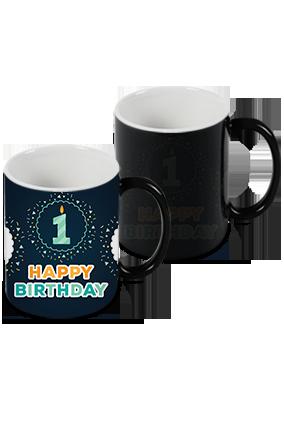 Numeric Black Magic Mug