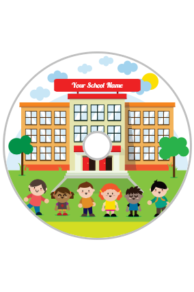Toonic House Personalized DVD
