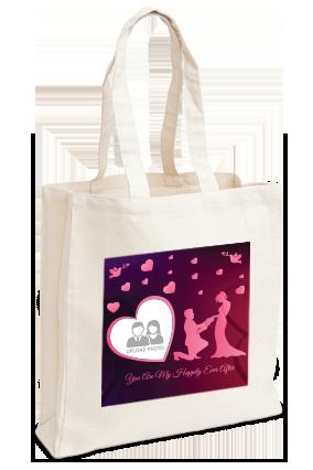 Premium Romantic Tote Bag