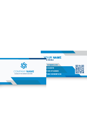 Combination Business Card