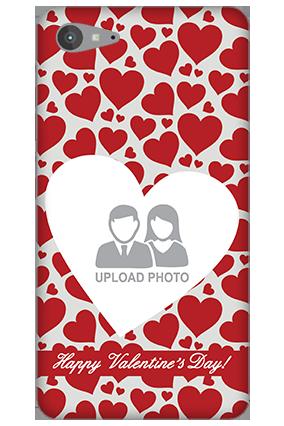 Lenovo Z2 Plus Heart Pattern Valentine's Day Mobile Cover