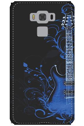3D - Asus Zenfone 3 Max ZC553KL Rock Vibes Mobile Cover