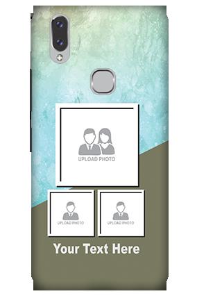 3D - Vivo V9 Eye Catching Theme Mobile Cover