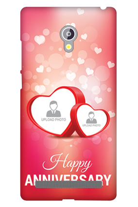 Asus Zenfone 6 Small Hearts Anniversary Mobile Cover