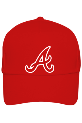 Custom A red Cap