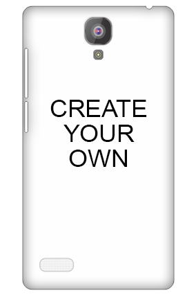 3D - Create Your Own Redmi Note 4G
