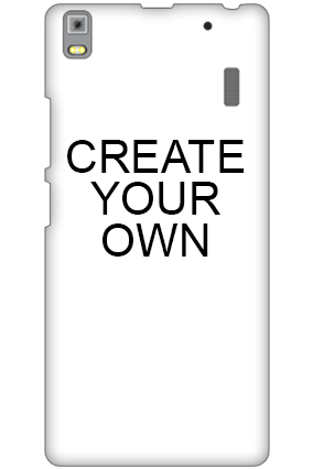 Create Your Own Lenovo K3 Note  Mobile Cover